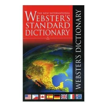 WEBSTER'S Jumbo English-English Dictionary