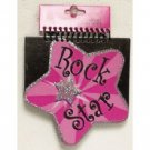 Rock Star Die Cut Journal