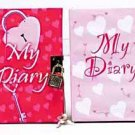 3 Assorted Diary Top Secret