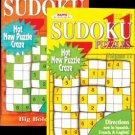 KAPPA 144 Pg. Sudoku Puzzles Book