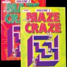 KAPPA MAZE CRAZE Puzzle Book