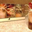 Wholesale 4-Pack Scented Pillar Candle Sets