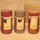 Wholesale 5-Piece Feng Shui Candle Set