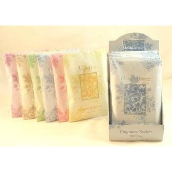 Wholesale Scented Sachet - 6 Assorted