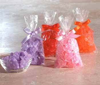 Wholesale Butterfly/Rose Potpourri Wax Chips