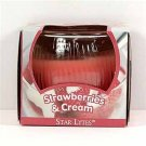 NEW! Wholesale Star Lyte Candle (Glade) - Strawberry & Cream