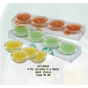 Wholesale Round Candles