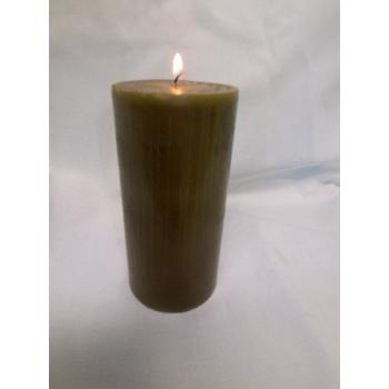 Wholesale 3x6 Pillar Nutmeg & Pomader Scented Candle