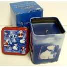 Wholesale Snowfolk Square Wick-n-Tin Candle