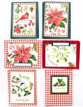 Wholesale Assorted Cardinal Christmas Cards
