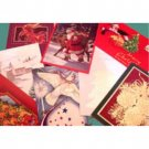 NEW! Wholesale Bulk Xmas Cards with Envelopes