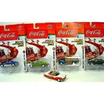 Wholesale Coke/J Lightning Christmas Car Assortment