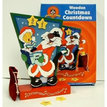 Wholesale Looney Tunes Xmas Countdown