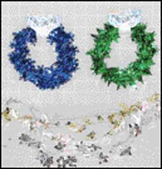 Wholesale Tinsel Wire Garland