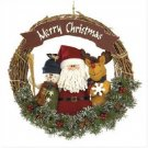 Wholesale Santa wreath