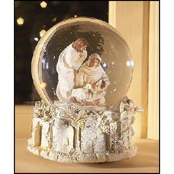 Wholesale Nativity Snowglobe