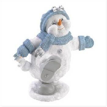 """Wholesale Snowbuddies Powderpuff 11""""  Figurine"""