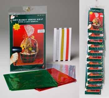 Wholesale Gift Basket Shrink Wrap