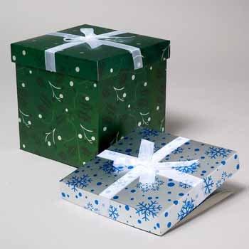 Wholesale Cube Gift Box