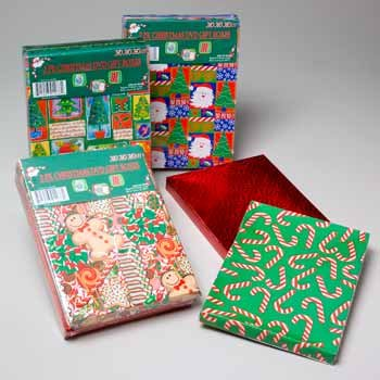Wholesale Christmas DVD Gift Boxes