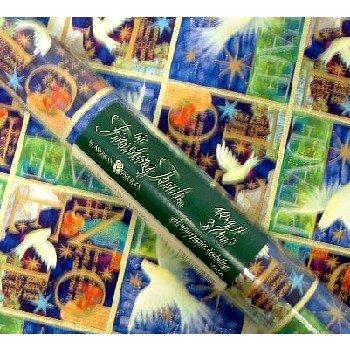Wholesale Christmas Gift Wrap-Noel Dove