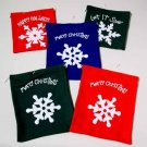 Wholesale Velvet Christmas Gift Bag