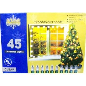 Wholesale Clear Christmas Lights