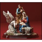Wholesale Nativity With Angel Stand:Boxed