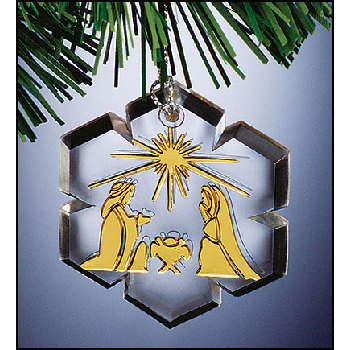 Wholesale Nativity Ornament