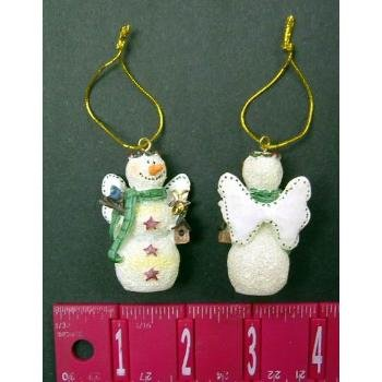 Wholesale Snowman with Wings Ornament by Cherrydale Farms