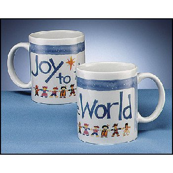 Wholesale Joy To The World Mug