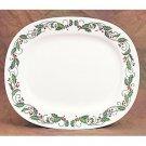 "NEW! Wholesale 14"" Garland Design Melamine Platter"