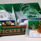 Wholesale Christmas Sticker Purse