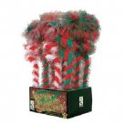 Wholesale Christmas Flashy Feathers Pens