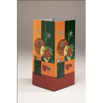 Wholesale Closeouts - Holiday Luminaries - Set of 6