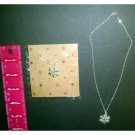 Wholesale Silver Plated Snowflake Necklace..HOT SELLER