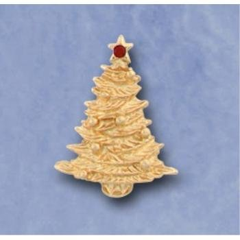 Wholesale Christmas Tree Lapel or Hat Pins