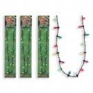 Wholesale Lotsa Lites Christmas Light-Up Necklace
