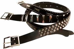 Wholesale Belts Assorted Black