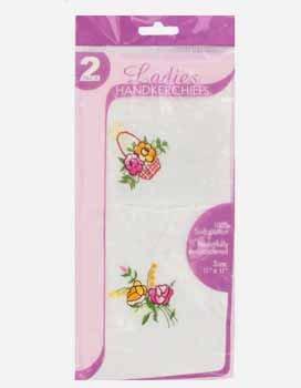 Wholesale Ladies Handkerchiefs