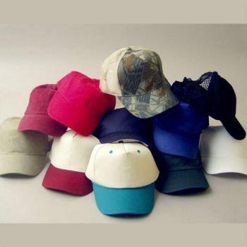 Wholesale 6 Assorted Caps