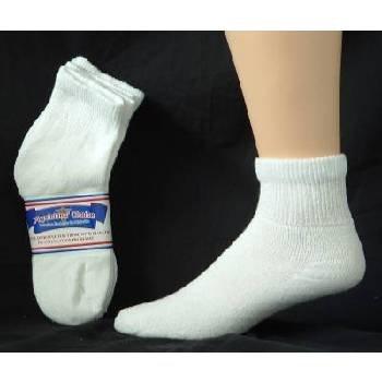 Wholesale Diabetic Quarter Sock