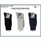 Wholesale Big Jacks Crew Socks - 1 Pack