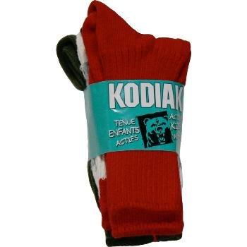 Wholesale Kid's Kodiak crew sock mix