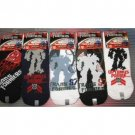 NEW! Wholesale Transformers Ankle Socks