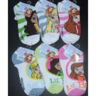 NEW! Wholesale L'L BRATZ Ankle Socks