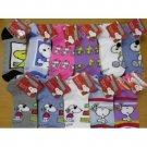 NEW! Wholesale Peanuts Ankle Socks
