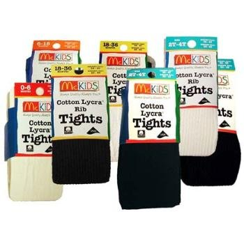 Wholesale Assorted Girls Tights
