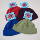 Wholesale Fleece Roll-brim Hat Polyester