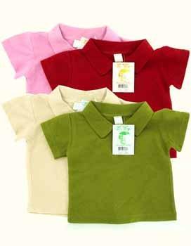 Wholesale Infant Polo T-Shirts